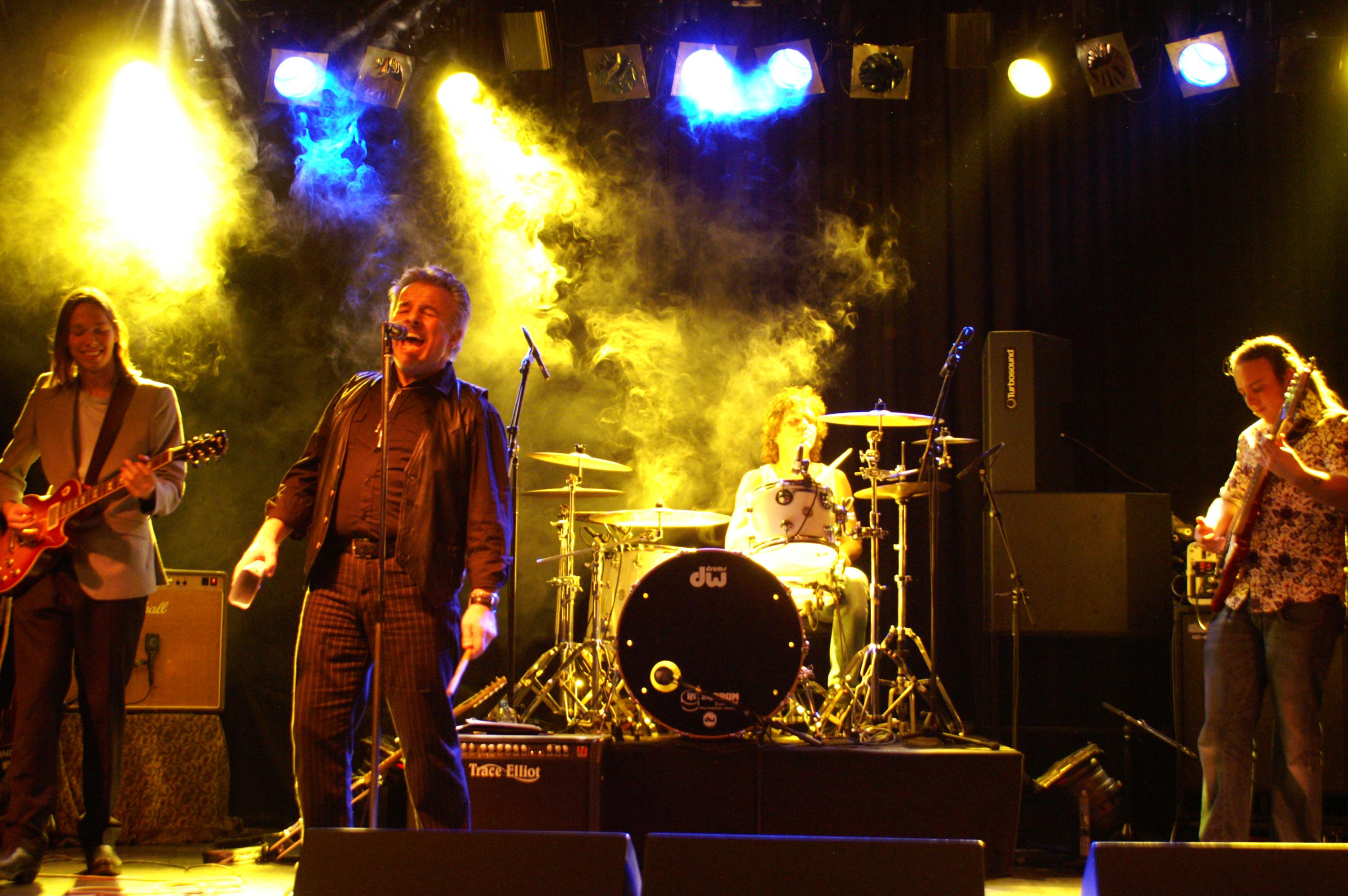 Leif de Leeuw Band