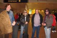 Tony Spinner Band in Zweden