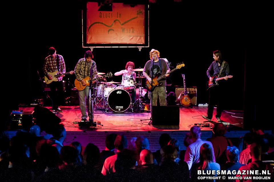 Sonny Hunt & DWB live