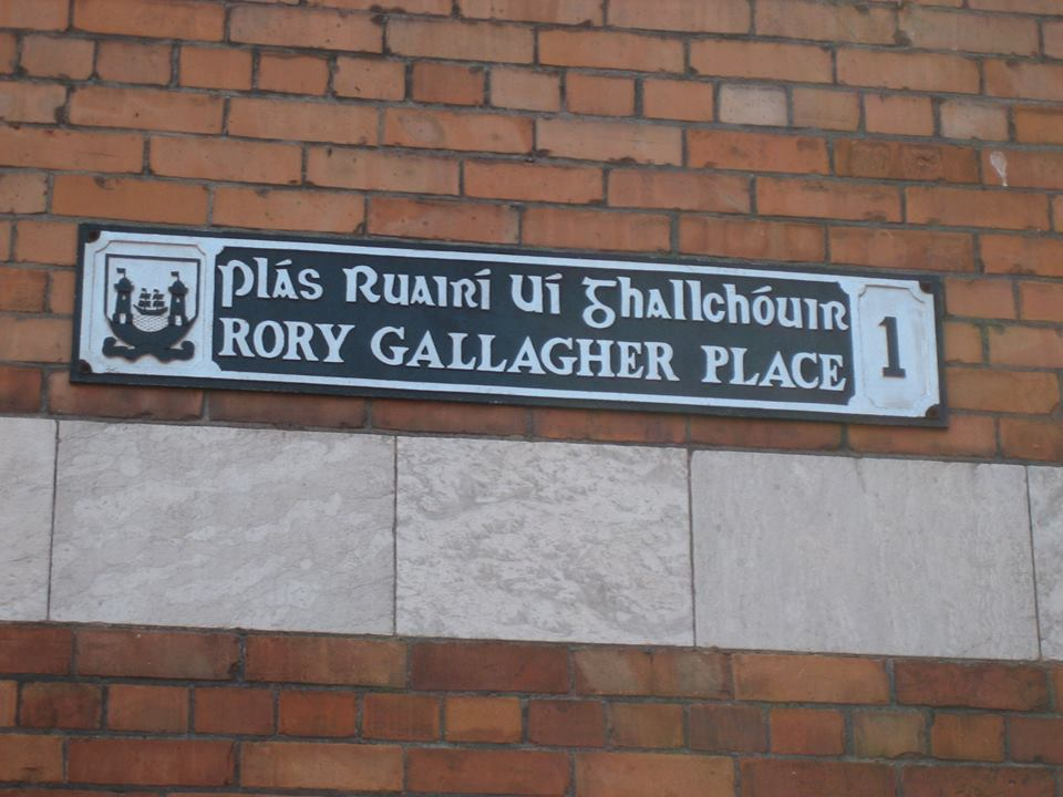 Rory Gallagher Place